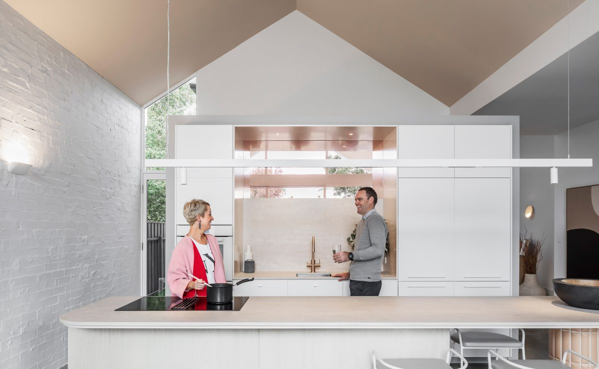 Heritage extension KWR kitchen
