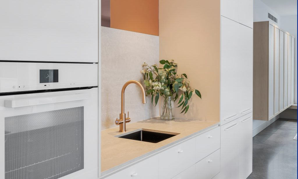 Heritage home renovation - kitchen