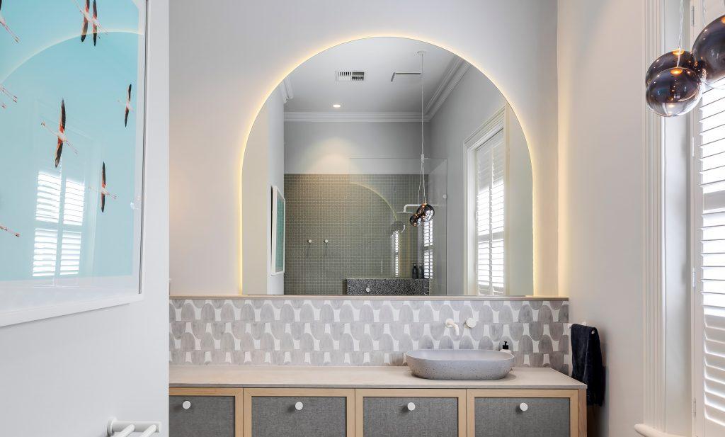 Heritage home renovation - lighting